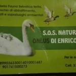 Piena solidarietà all'Oasi SOS Natura di Spinea!